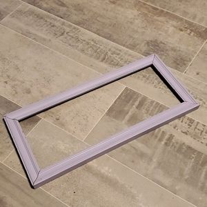 GUC Lilac Wooden Frame